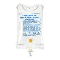 Sodium Chloride & Dextrose Injection