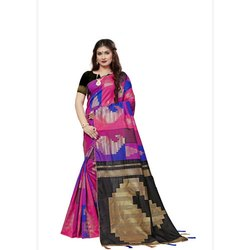 256 Festive Wear Handloom Silk Saree