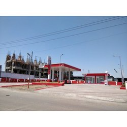 Petrol Pump Construction Services, Pune