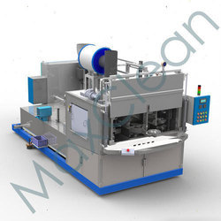 4 Station Rotary Indexing Type Component Cleaning Machine