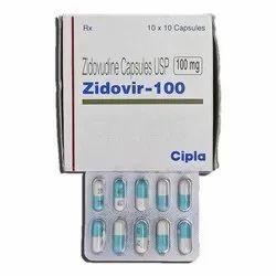 USP 100 Mg Zidovudine Capsules