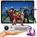 Egate X12 Android LED DLP 3D HD Projector