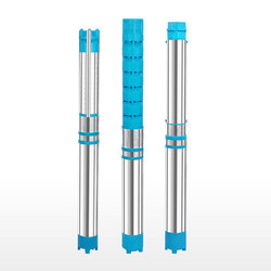 Single-stage Pump Single Phase V5 Submersible Pump, for Agriculture