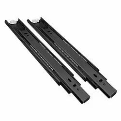 MS Black Telescopic Channel