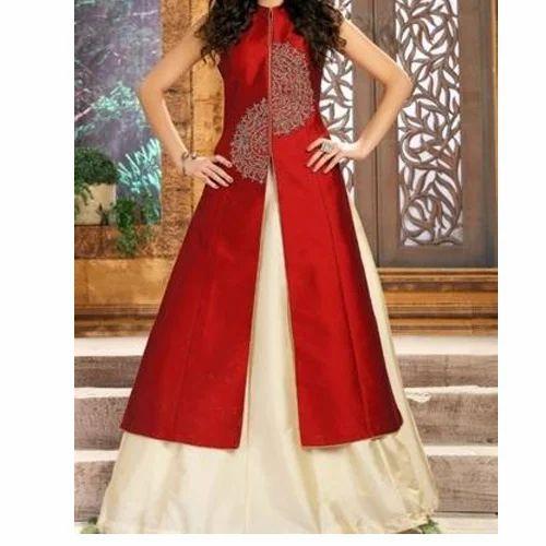 Mastani Dress, Ladies Gown Suit, Ladies Ka Gown, Women Gown ...
