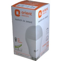 Cool Daylight Ceramic Orient LED Bulb, Base Type: B22