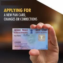 20 - 25 Days Online Pan Card Services