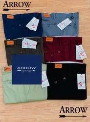 Plain Chinos Men's cotton trousers