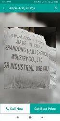 Powder Adipic Acid, Packaging Size: 25-200 Kg, Packaging Type: Bag