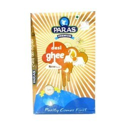 Paras Desi Ghee for Restaurant & Home Purpose, Packaging Type: Pouch & Packet