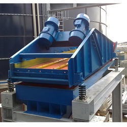Dewatering Vibrating Screen