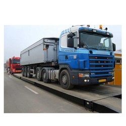 Heavy Vehicle Weighbridge