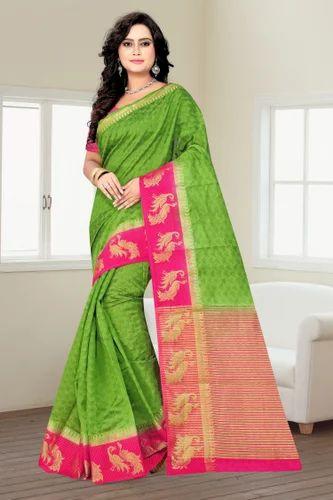 984d83637f8c81 Cotton Patiala Suit - Riva Enterprise Women's New Cotton Silk Saree ...