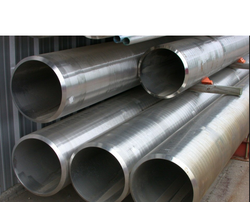 Round Alloy Steel Seamless Pipe, Size: 1/2 Inch
