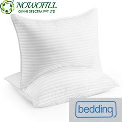 Feather Touch Cotton Pillows