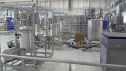 SS Module Dairy Fabrications