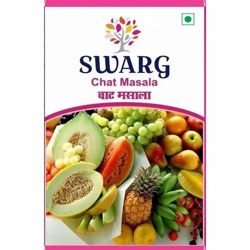 Swarg Fresh Chaat Masala, Packaging Type: Packet, Packaging Size: 100 g