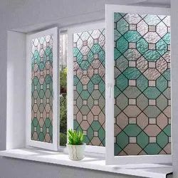 Designer Window Glass