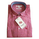 S To Xxl 100% Cotton Mens Printed Cotton Casual Shirt