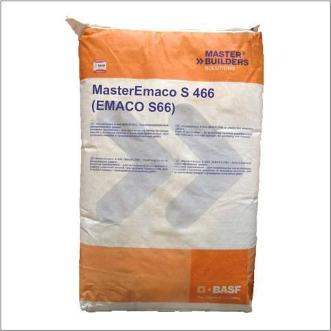 Basf Masteremaco S 466, Packaging Size :25 Kgs, Inter