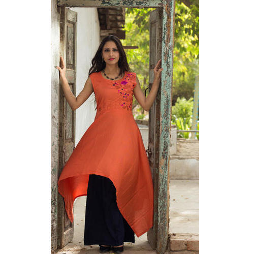 bd3409a161 Ladies Rayon Designer Kurti With Palazzo, Rs 1225 /per set, Shree ...