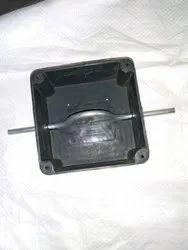 PVC Square Ceiling Fan Box