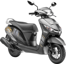 Yamaha Black Scooter, Capacity: 5.2 L