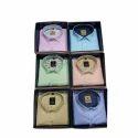 Mens Plain Formal Cotton Shirt