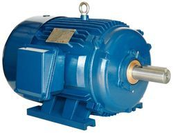 10-100 kW Single Phase Electric Motor, Voltage : 230 V