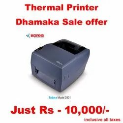 Kores Endura Thermal Printer - Sale Offer