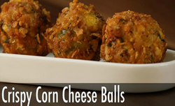 Easy way to make cheese balls in tamil