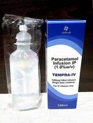 Paracetamol 1000 MG IV