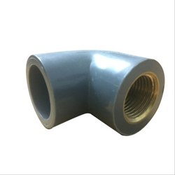 90 Degree PVC Elbow, for Plumbing Pipe, Size: 1/2 - 8 inch