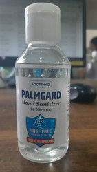 Palmgard Sanitizer 100 ml ( Gel Base )