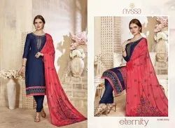 Nyssa Fancy Designer Churidar Suit