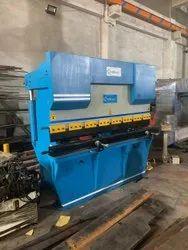 NC Hydraulic Press Brake