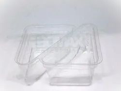 Triangle Pastry Deep Blister Tray