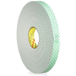 1 Inch 3M Double Coated Mirror Mounting Tapes (4026), For Binding