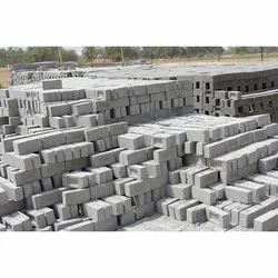 Cement Rectangular Bricks