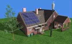 5 kW On Grid Solar Rooftop Solar Power Plant System