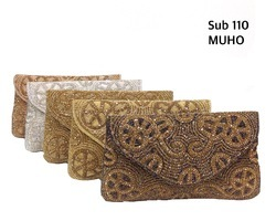 c946b6e30b Crystal Clutch Bags at Best Price in India