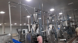 Envirocon Lean Phase Pneumatic Conveying System