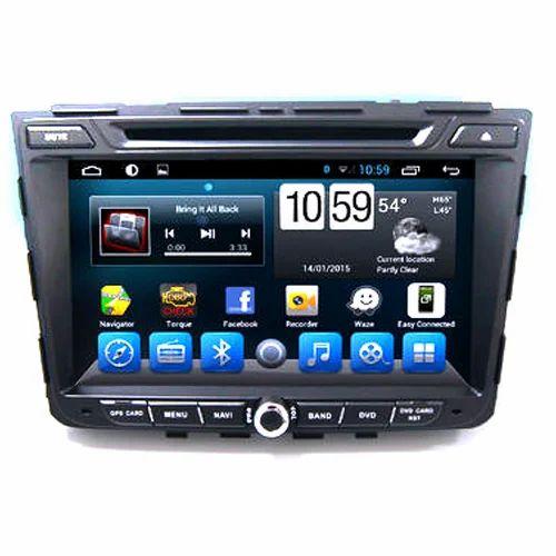 Hyundai Creta Android Touchscreen Infotainment System