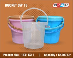 SW 13 PH Plastic Bucket