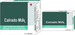 Omega 3 Fatty Acids Calcium Carbonate Calcitriol Methylcobalamin Folic Acid and Boron Softgel