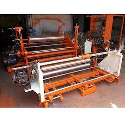 PP Slitter Rewinder Machine