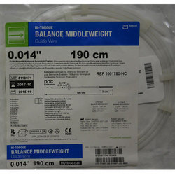 Balance Middleweight Guide Wire