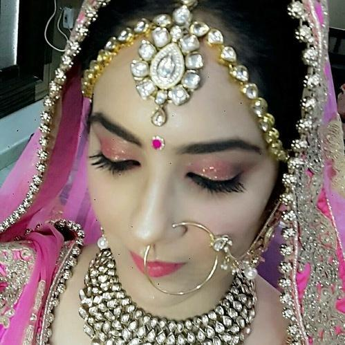 Bridal Makeup, HD, Mac, Airbrush, Bridal Mehndhi