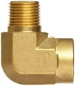 Brass Elbow MxF