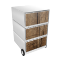 3 Drawers Office Pedestals